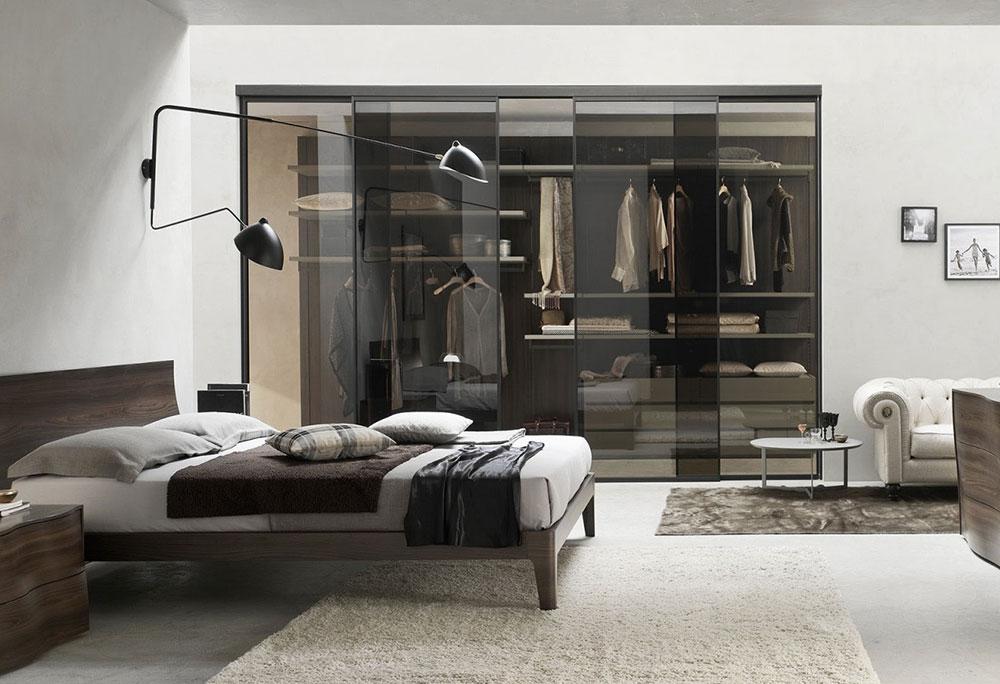 Camera Letto Con Cabina Armadio.Bedroom Corrieri Arredamenti