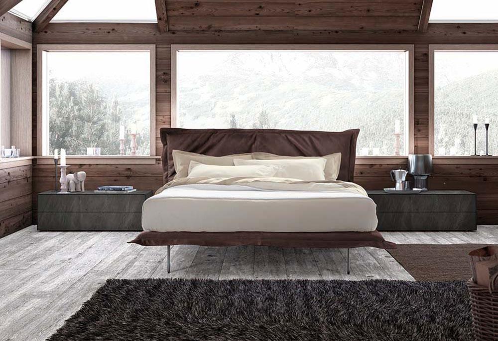 Pianca letto aladino corrieri arredamenti - Cuscini lunghi per letto ...