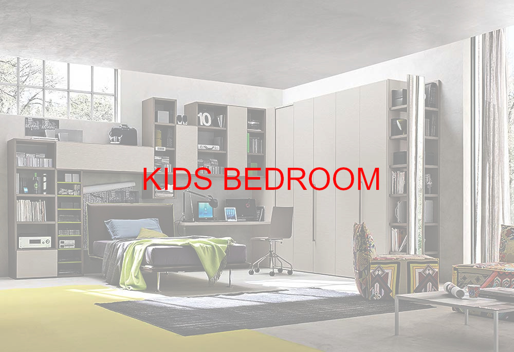 Tasto-Kids Bedroom B